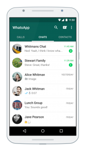 WhatsApp phone